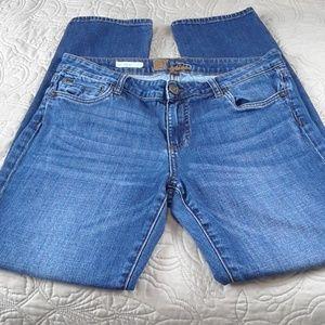 KUT from the kloth KATY boyfriend jeans size 10